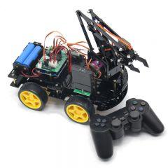 Robot Arm Car