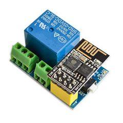 ESP8266 ESP-01S 5V WiFi Relay Module