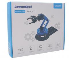 6DOF Robotic Arm Kit