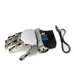 Five Fingers Right Hand with Servo Robot Hand