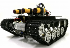 Tracking Obstacle Avoidance Robot Tank