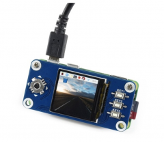 1.3inch IPS LCD display HAT