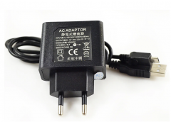 2.5A Power Supply with USB Cable