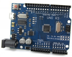 UNO R3 ATMEGA 328P Development Board