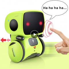 Robot Intelligent Programming
