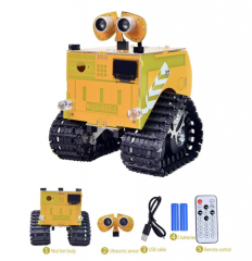 Wuli Bot Scratch STEAM Programming