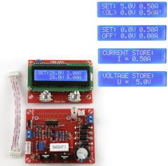 Adjustable DC Regulated Power Supply DIY Kit