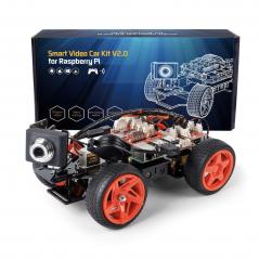 SunFounder PiCar-V for Raspberry Pi 3/2/B+