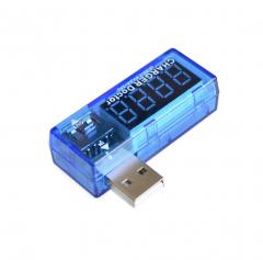 Digital USB Power Charging Current Voltage Tester