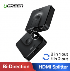 Bi-Direction 4K HDMI Switcher 1x2/2x1