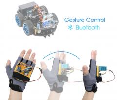 Gesture-Motion Starter Kit