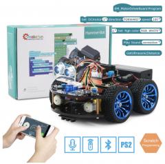 Make Fun Arduino Robot 4WD Car