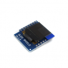 Mini 0.66 Inch 64X48 OLED Shield
