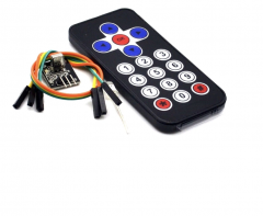 Infrared IR Wireless Remote Control Module Kit