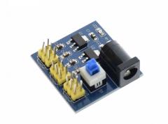 Multi Output Voltage Conversion DC-DC 12V to 3.3V 5V 12V Power Module