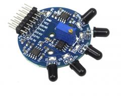 5 Way Flame Sensor Module