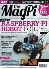 The MagPi magazine #38