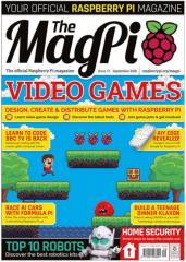 The MagPi magazine #73