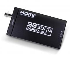 3G/HD-SDI to HDMI Converter