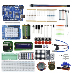 Starter kit development board for Arduino UNO R3