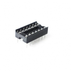14 Pin - DIP IC Socket/Base (DIP-14 pin)