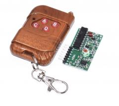4 CH 315Mhz Key Wireless Remote Control Kits Receiver module