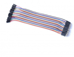 Female to Male Jumper Cable 15CM