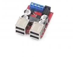 DC-DC Module 4 Port USB Output