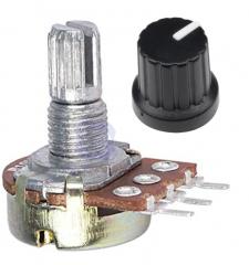Potentiometer Resistor 10K with Cap