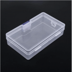 Electronic Plastic Container Box