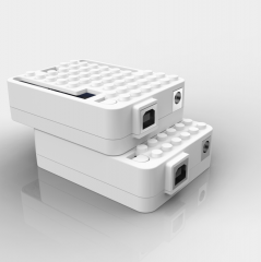 Arduino Uno R3 Case White
