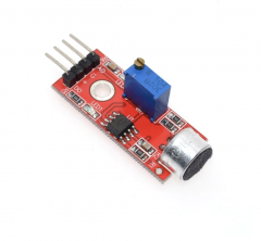 Microphone Sensor Detection Module
