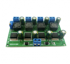 4 Channels Multiple Switching Power Supply Module