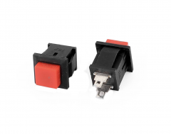 DS-430 431 Red Unlocked Button Switch