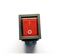 KCD4-202  Red Light Switch
