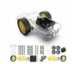 2WD Smart Robot Car Chassis Kit
