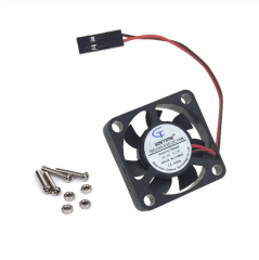 Raspberry Pi 3 Cooling Fan for CPU Acrylic Case / 5V plug-in and play