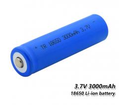 18650 Li-ion Battery 3.7V 3000mAh