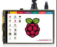 """3.5 inch Display Raspberry Pi 3 Touch Screen Display 480x320 TFT 3.5"""" LCD Module 3.5inch RPI Display with Touch Pen"""