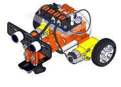 Weeemake Mini DIY STEAM Robot Kit (Bluetooth)